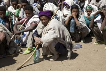Drought emergency spirals in Ethiopia amid major aid shortages