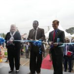 U.S. Government Inaugurates New National Public Health Training Center