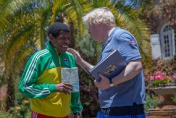 UK Foreign Secretary in Ethiopia – In Pictures