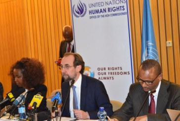 Ethiopian news: UN human rights chief urges Ethiopia to allow opposition