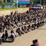 [Photos] Ethiopia students stage peaceful protest over Oromia deaths