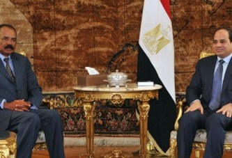 President Isaias Afwerki and Egypt President Sisi Met in Cairo