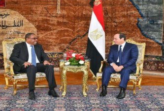 Ethiopia's PM supports establishing Egyptian industrial zone in Ethiopia