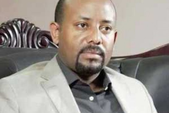 Dr. Abiy Ahmed Elected as Chairman of OPDO