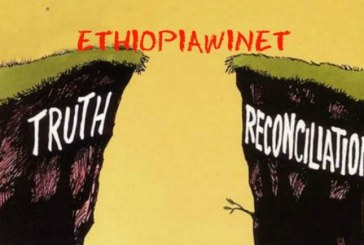 Ethiopia: The Case for an Ethiopiawinet-Centered Grassroots Reconciliation Process (Part IV)