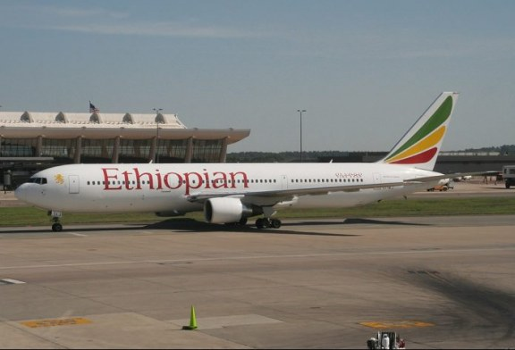 Ethiopian Airlines marks 20 years of service connecting Washington to Africa