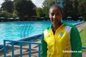 Olympics-Swimming-Ethiopian swimmer eyes personal best in London