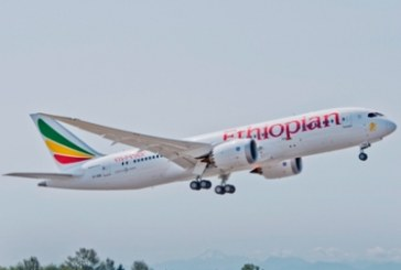 Ethiopian Airlines Deploys Dreamliner on Daily Addis Frankfurt Route