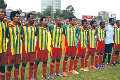 Ethiopia Keep World Cup Lead Over South Africa - Walias stopped Bafana from World cup