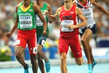 Mohammed Aman a rare runner among the Ethiopian Elite