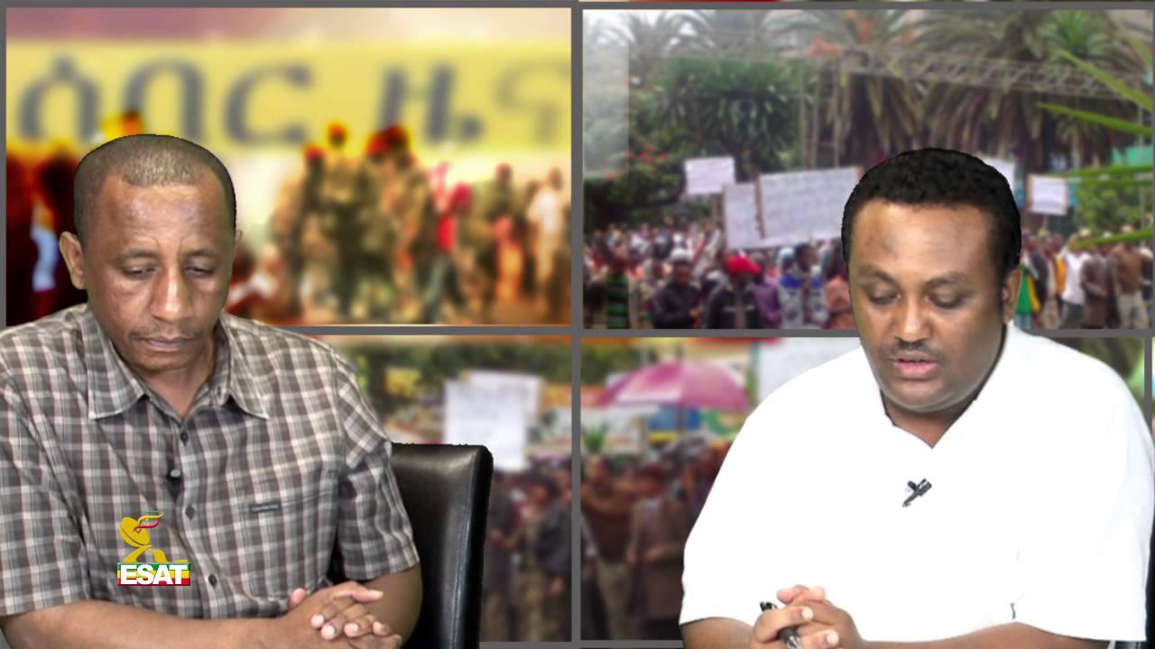 ESAT Breaking News Analysis on Recent Protests 04 August 2013