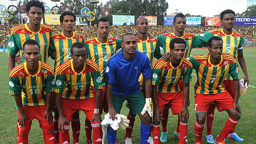ethiopian team worldcup