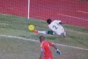 Ethiopia slam referee after World Cup setback