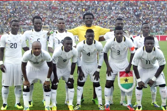 2014 World Cup: Ghana given tough task at World Cup