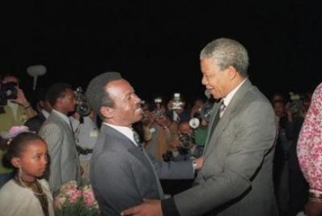 Mengistu Haile Mariam Talks About Nelson Mandela and Ethiopia (AUDIO)