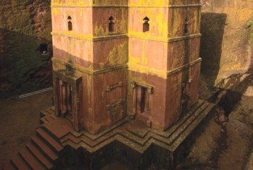 Seeking refreshment among Lalibela's rock-hewn history