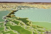 Mining the green gold of Ethiopia's Danakil