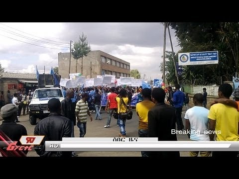 Ethiopian Reporter TV   breaking news  APR  28  2014