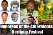 4th Annual Ethiopian Heritage Festival will Honor Laureate Tsegaye Gebremedhin and Zone9 Bloggers