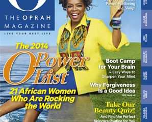 Oprah Magazine Names Ethiopian Bethlehem Tilahun to Annual African Power List