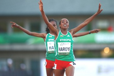 IAAF World Youth Championships: Ethiopian Women dominate 5,000m Race