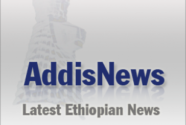 Ethiopia dissident paraded on state TV
