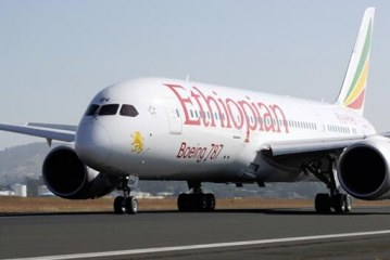 Ethiopia Airlines Named Its New Boeing 787 Dreamliner Taj Mahal