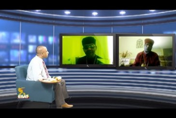 ESAT Interview with Dr Amare Kassaye & Kesis Aserye Tsege August 2014