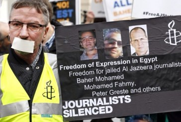 Leaders at UN General Assembly Called Egypt to Release Jailed Al Jazeera Journalists
