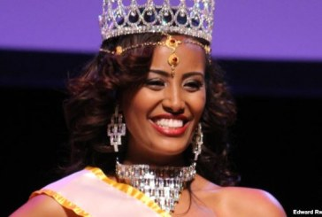 2014 Miss Africa USA Beauty Queen Meron Wudneh with VOA – VIDEO