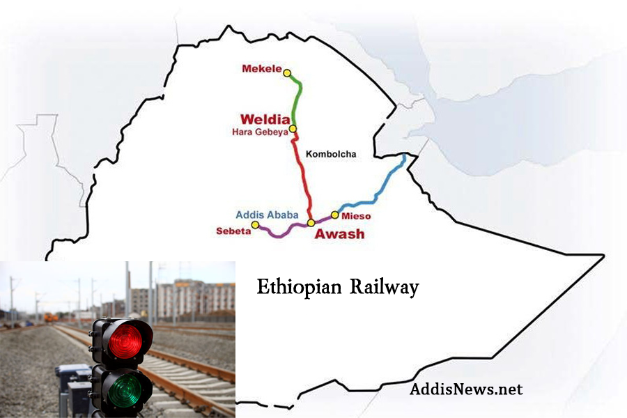 Bombardier Wins First Rail Control Contract in Ethiopia