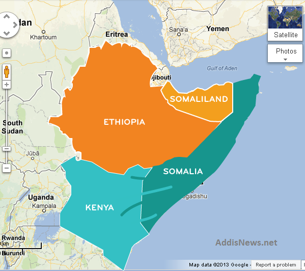 Ethiopia, Kenya and Somalia agree on mega projects on River Dawa