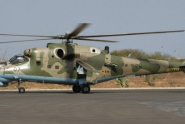Ethiopian Pilot Defects to Eritrea in Helicopter – state media