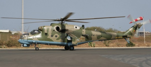 Ethiopian Pilot Defects to Eritrea in Helicopter - state media