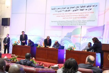 Egypt sets concerns aside to sign Nile dam deal with Ethiopia and Sudan
