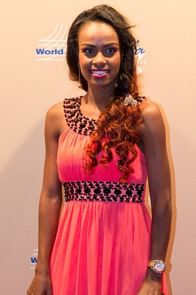 Genzebe Dibaba Named Sports woman of the year