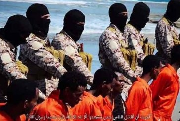 White House condemns ISIS video shows killing of Ethiopians in Libya