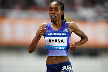Ethiopian Almaz Ayana steals the show in Shanghai IAAF Diamond League