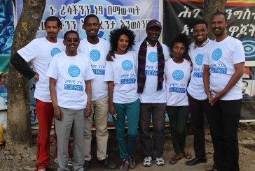 Ethiopia's newest opposition party builds its base among urban youth