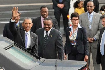 Obama visit Ethiopia in Pictures & Videos Updates
