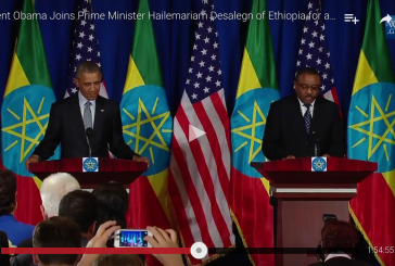President Obama And Prime Minister Hailemariam Desalegn of Ethiopia full Press Conference