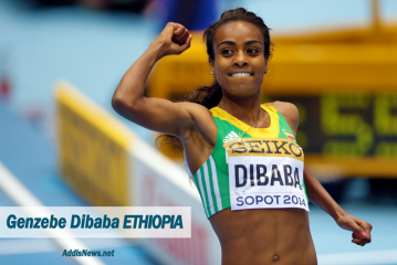 Ethiopia's Genzebe Dibaba wants to take distance legacy to new lows