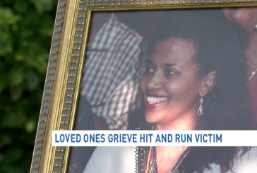 Ethiopian Family and Friends remember hit and run victim