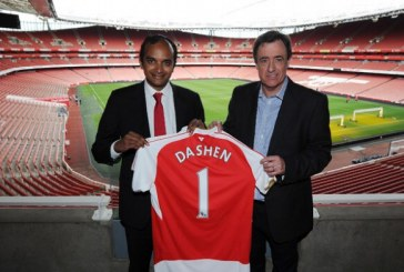 Arsenal FC breaks new ground in Ethiopia With Dashen Brewery