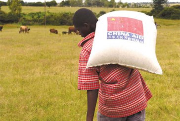 China provides emergency food aid to Ethiopia