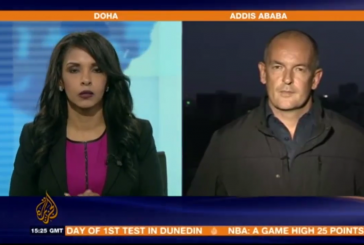 Al Jazeera Journalists Detained Briefly in Addis Ababa – VIDEO