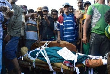 Blood and terror in Ethiopia as protests sweep the streets