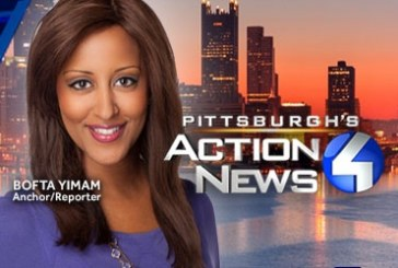 Bofta Yimam Named Weekend Morning Anchor at Pittsburgh's Action News 4