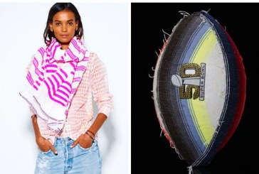 Design by Liya Kebede's Lemlem Featured in Historic Super Bowl 50 Collection