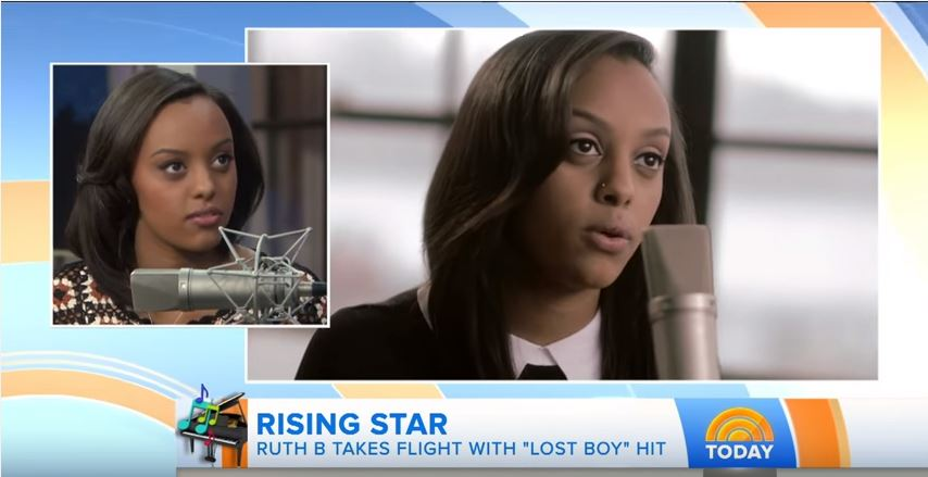 Ruth B - Another Ethiopian-Canadian Rising Star Featured on Today Show